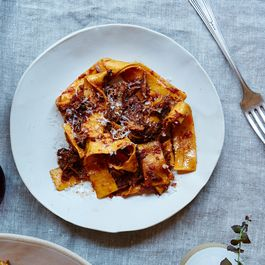 Pork ragu by Pensawjones