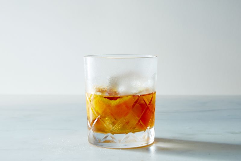 The History of the First Cocktail (& How to Make it a Little Less Old-Fashioned)