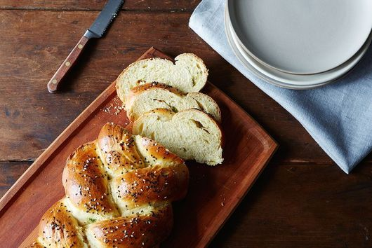 For More Exciting Challah, Treat it Like Babka (Sweet or Savory)