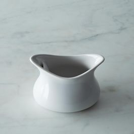 French Porcelain Sauce Boat