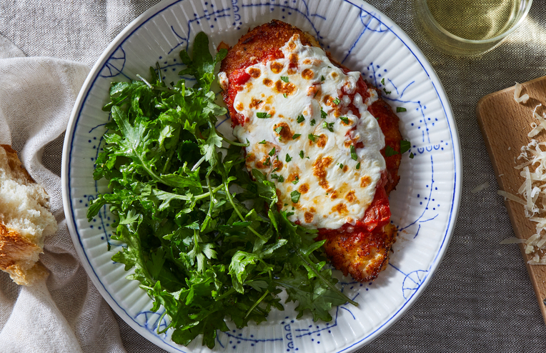 "A 25-Minute Chicken Parm for When You're Like, ""It's Monday Again?!"""