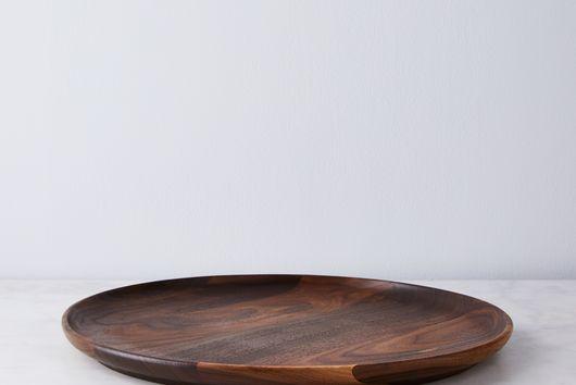 Handcrafted Walnut Serving Platter
