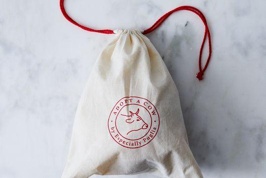 Adopt a Cow Aged Caciocavallo Podolico Cheese
