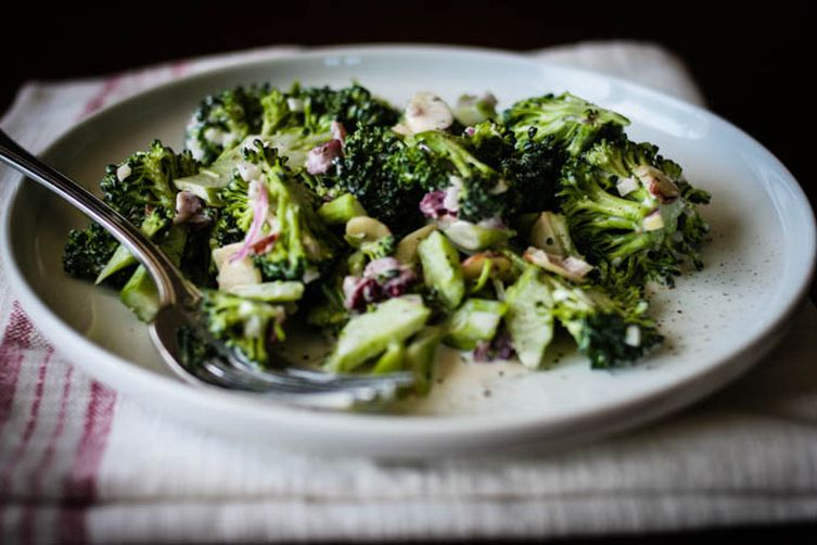 Smitten Kitchen Cookbook the best broccoli salad of my life recipe on food52