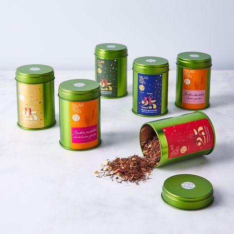 Tea Gift Sets (Set of 4)