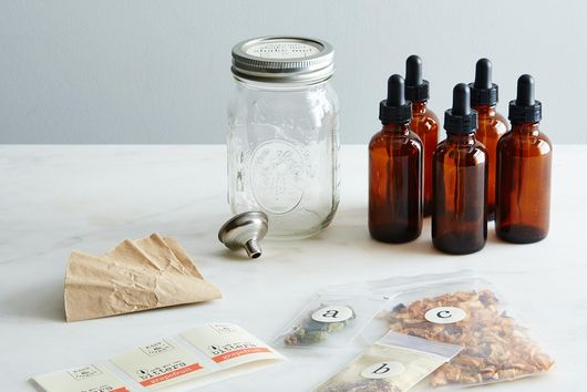 DIY Grapefruit Bitters Kit