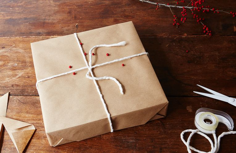 Gift Wrapping 101: How to Wrap a Box with Invisible Seams
