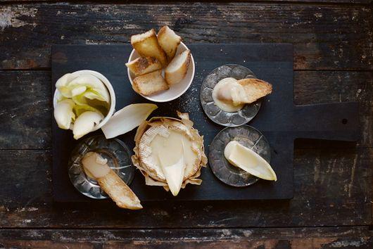 Camembert and Calvados
