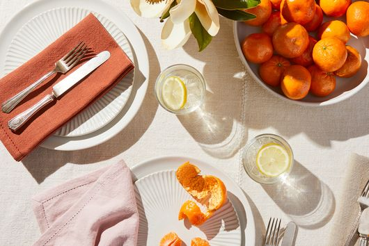 A Simple French Tradition for Ditching Paper Napkins