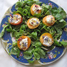 Apricot Date Night Salad