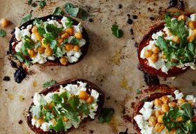 0c510eda d692 4eb8 b765 8e1a403d9907  2015 0407 roasted sweet potato w chickpeas and goat cheese bobbi lin 0989