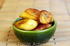 Belize: Fried Plantains