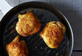 Weeknight Chicken Just Got Grilled