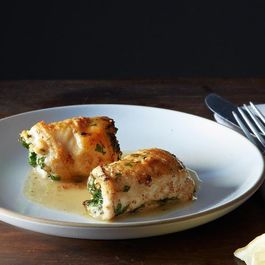 Stuff Chicken with Herbs, Garlic & Butter to Win at Dinner