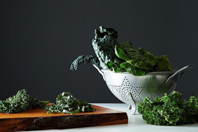 Dark Leafy Greens from Food52