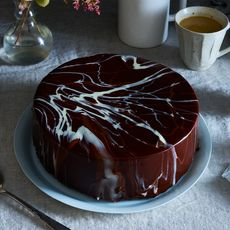 Alice's Chocolate Butter Glaze