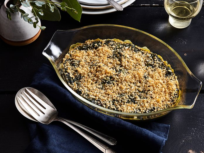 A Spicy, Creamy (but Creamless!) Spinach Dish from My Louisiana Table