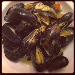 Friday Night Mussels