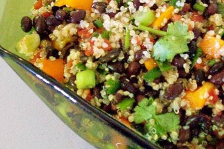 Queen Bean Salad