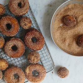Apple Cider Donuts by linda_wagner