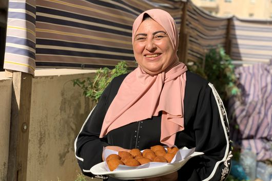 How Kibbeh Paved the Way for This Syrian Refugee's Freedom