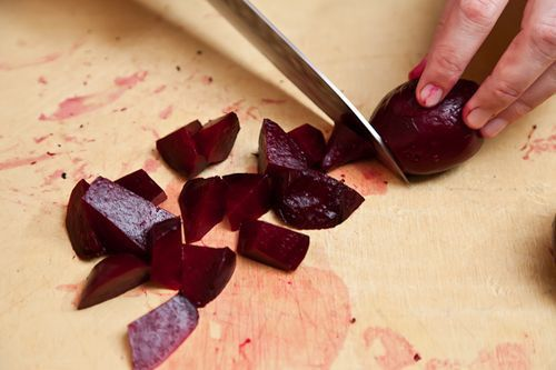 Jamie Oliver's Smoked Beets