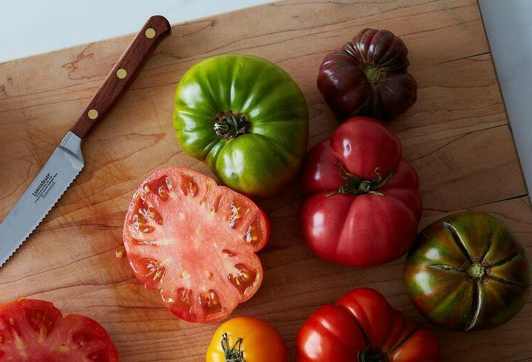 howto store fresh tomatoes from the garden