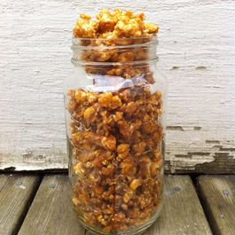 Sea Salt And Caramel Popcorn