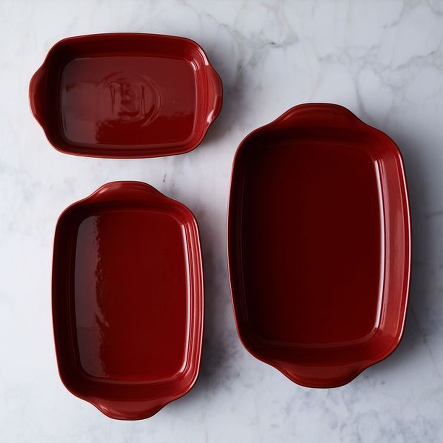 Emile Henry Ceramic Bakers Set Of 3 On Food52
