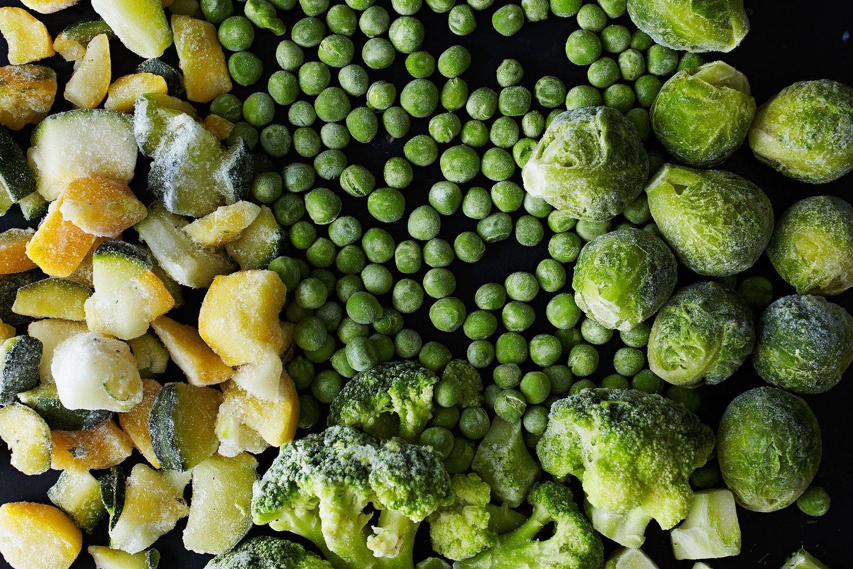 замороженные овощи с фото и названиями сделать яркие эмоциональные