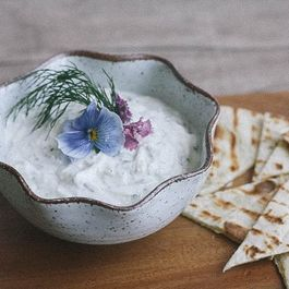 Easy Breezy Tzatziki