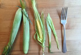 Real (Fresh!) Baby Corn—Not in the Can