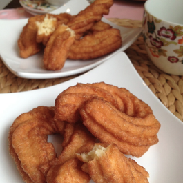Paleo - Grain Free, Sugar Free - Churros