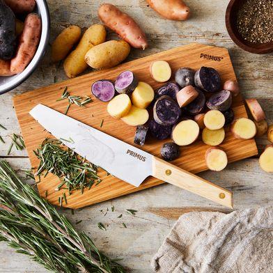 Travel Knife & Cutting Board Set