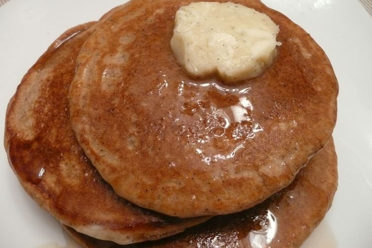 Vanilla Cinnamon Pancakes