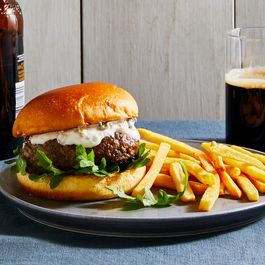 Blue Cheese Burger Sauce by Cyndi