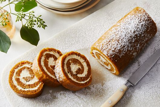 Our Best Pumpkin Roll