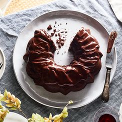 This Super-Fudgy Flourless Chocolate Cake Has a Genius Star Ingredient
