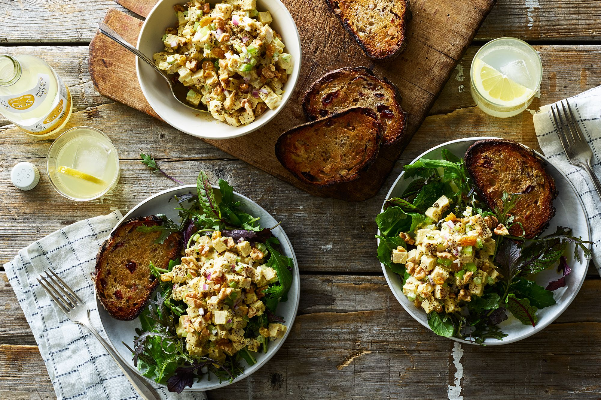 15 Make-Ahead Lunches That'll Be the Envy of the Office