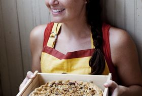 Meet Your Makers: Pie Mavens Adrienne Blumthal & Kacie Potts