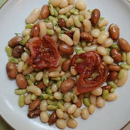 Legumes by Tamara Morgan