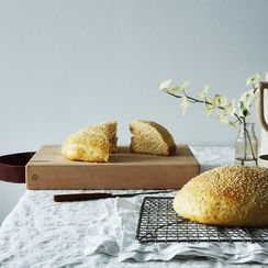 The Soft & Sweet Bread That Smells Like Greek Easter