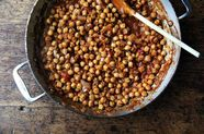 Let These Spicy Chickpeas Feed You Dinner for the Whole Week