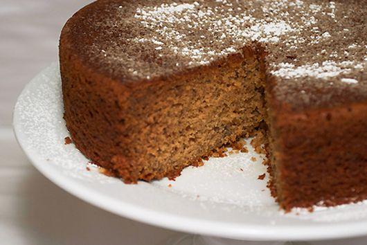Banana & Butternut Buttermilk Cake