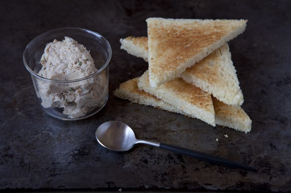 Sardine Butter from Food52