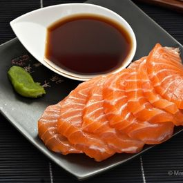09b20297 24cd 4c99 83e2 dc7412cbcca2  1 salmon sashimi with ponzu 3 1 of 1