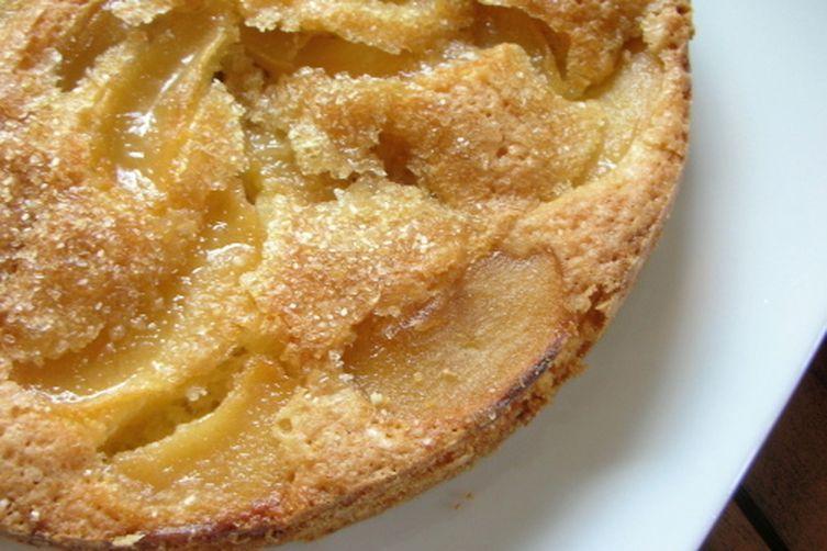Rosh Hashana Apple Cake