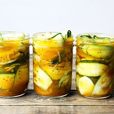 Zuni Cafe Zucchini Pickles