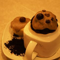 White Chocolate Vanilla Bean Mocha Latte