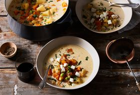 A Creamy One-Pot Stew With Butternut Squash and 3 Hometowns